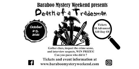 Baraboo Mystery Weekend tickets