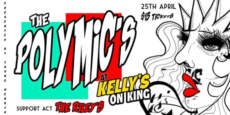 Young Henrys Sunday Session Ft. The Polymics & The Rileys tickets