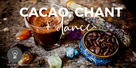 Cacao, chant, dance tickets