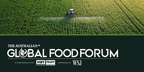 The Australian Global Food Forum 2021 tickets