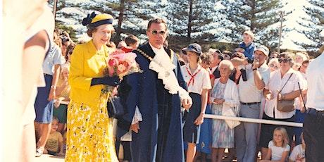 Session 1 : Original GWN Live Telecast of Queen Elizabeth II Visit tickets