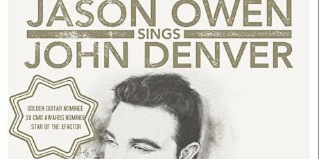 Jason Owen - John Denver Acoustic Album Launch tickets