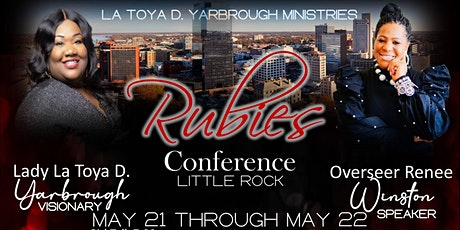 Rubies Conference tickets