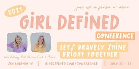 2021 Girl Defined Conference boletos