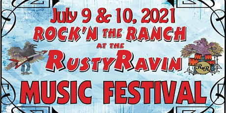 Rock'n the Ranch at the RustyRavin 2021 tickets