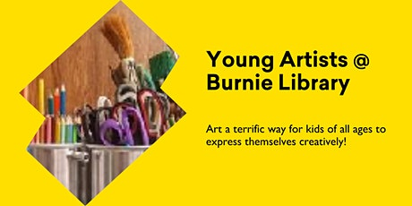 Young Artists @ Burnie Library tickets