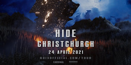 QUIX - The Bolt Tour - Chch tickets