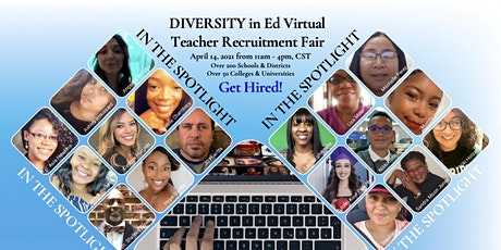 Bridgeton Board of Education Virtual Teacher Recruitment Fair tickets