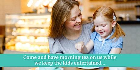 Parents & Kids Morning Tea tickets