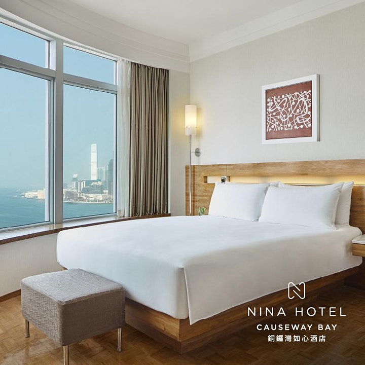 Nina Hotel Causeway Bay Long Staying Open Day 銅鑼灣如心酒店「長期住宿計劃」開放日 image