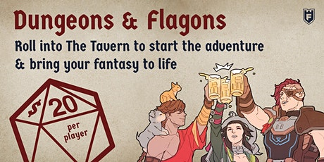 Dungeons & Flagons tickets
