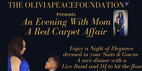 """An Evening with Mom"" A Red Carpet Affair "" tickets"