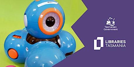 Dash The Robot @ Ulverstone Library tickets