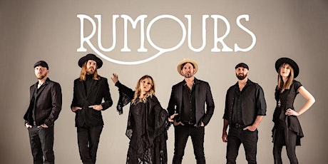 Rumours : A Tribute to Fleetwood Mac with The Growlers tickets