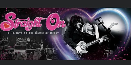 Straight On: A Tribute to the Music of Heart tickets