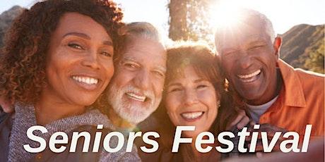 Celebrating the Seniors Festival - Grandparents Storytime - Warrawong tickets