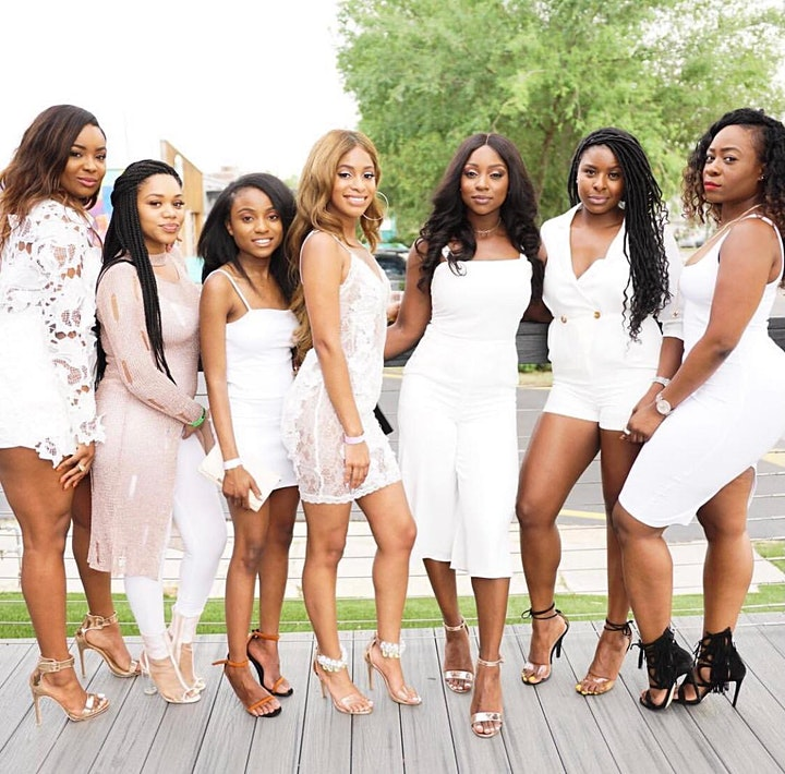 THE 6TH ANNUAL: ALL WHITE GRADUATION DAY PARTY image