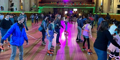 Tuesday  4:00 P.M. to 5:30 All Skate tickets