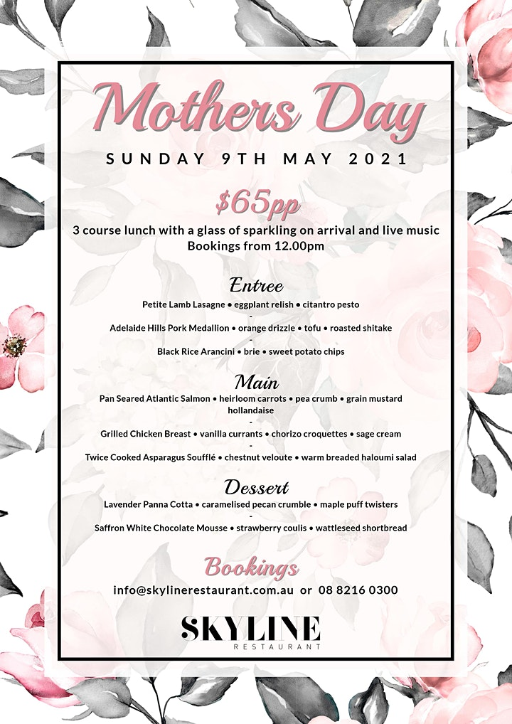 Mother's Day Lunch image