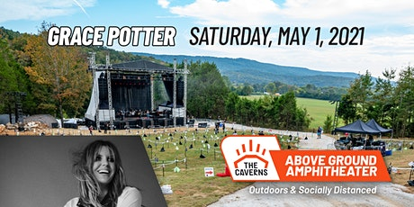 Grace Potter at The Caverns Above Ground Amphitheater tickets