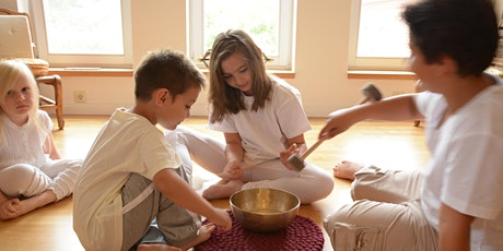 "Online Course ""Singing Bowls - Playing and Learning using all your Senses"" tickets"