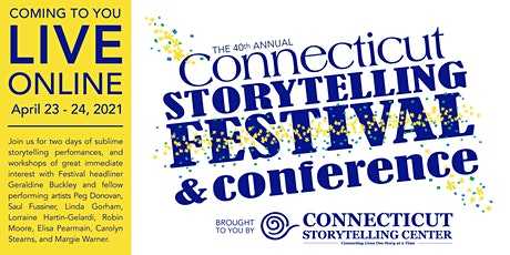 40th Annual Connecticut Storytelling Festival and Conference tickets