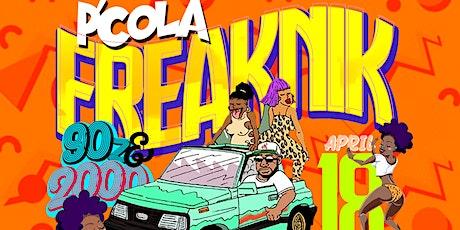 P'Cola Freaknik tickets