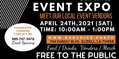 BAR CHICZ EVENT EXPO tickets