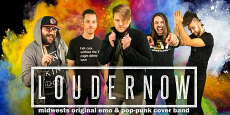LOUDERNOW at 115 Bourbon Street- Saturday, April 24 10PM tickets