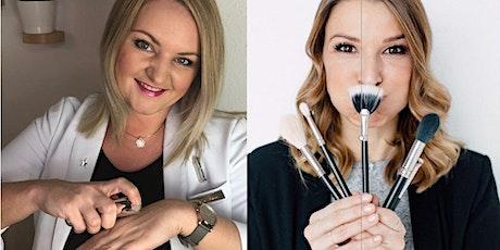 Die zarten Farben des Frühlings für Deinen neuen Makeup-Look. Tickets