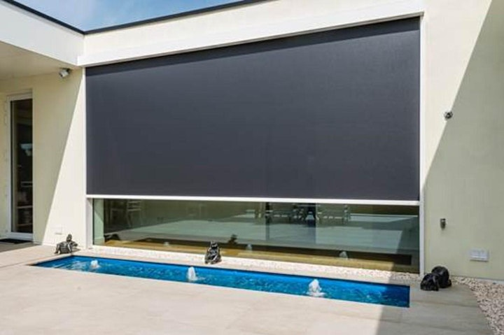 Renson by mc.2 Launches Fixscreen Evo100 Outdoor Blinds image