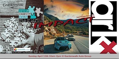 Gardenwalk Impact© For Autism Auto Meet tickets