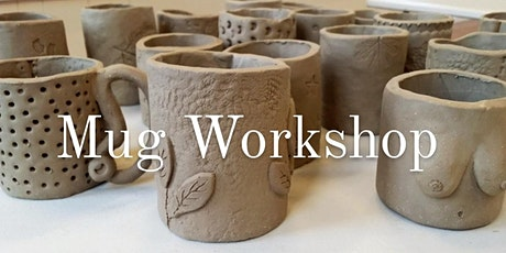 Make a Mug | Pottery Workshop w/ Siriporn Falcon-Grey tickets
