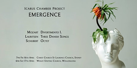 Icarus Chamber Project: Emergence (Sydney) tickets