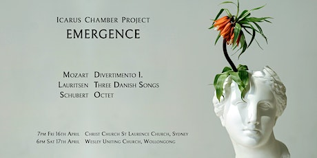 Icarus Chamber Project: Emergence (Wollongong) tickets