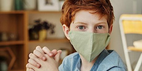 Effetti della pandemia sullo sviluppo infantile biglietti