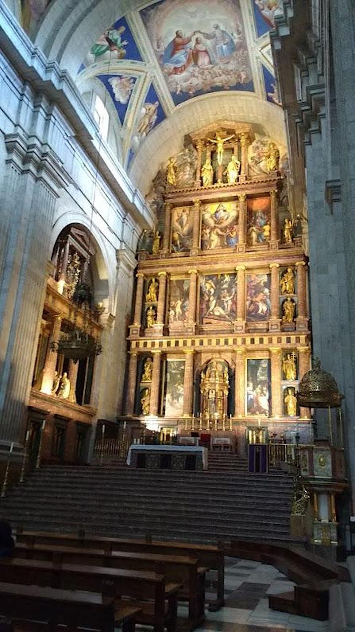 Imagen de VISITA GUIADA Real Monasterio de San Lorenzo de El Escorial