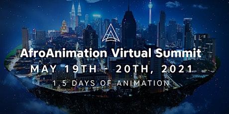 AfroAnimation Virtual Summit biglietti