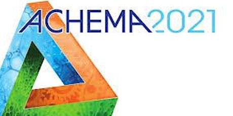 ACHEMA Pulse 2021 tickets