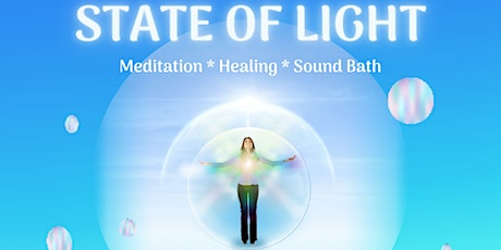 State of Light - meditation, spiritual healing, sound bath. tickets
