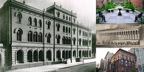 'New York's NoHo: Neighborhood Birthplace of the Gilded Age' Webinar tickets