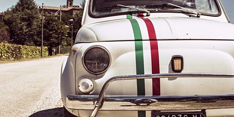 Italian – Absolute Beginners Taster tickets