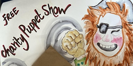 Nourished Communities Charity Puppet Show tickets