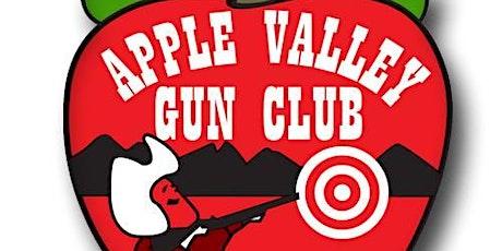 Pistol Range Specific Training   Must be an AVGC Probationary Member tickets