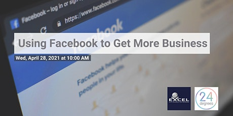 Workshop - Using Facebook to Get More Business tickets