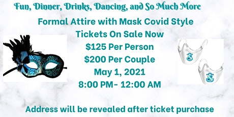 WLT 2nd Annual Masquerade Gala for STEM/STEAAM Education tickets