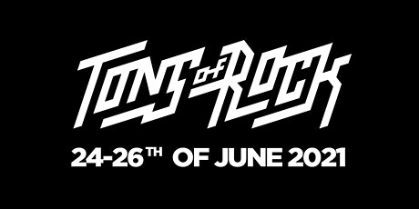 Tons of Rock 2021 tickets