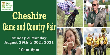 Cheshire Game and Country Fair tickets