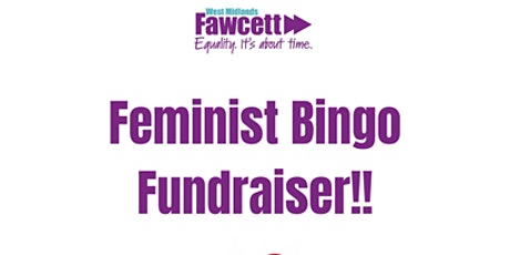 Fawcett WM - Feminist Bingo Fundraiser boletos