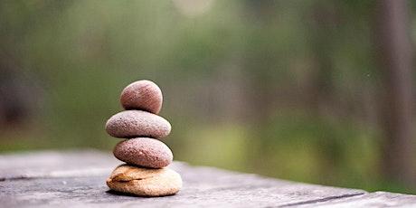 Meditation and stress management tickets